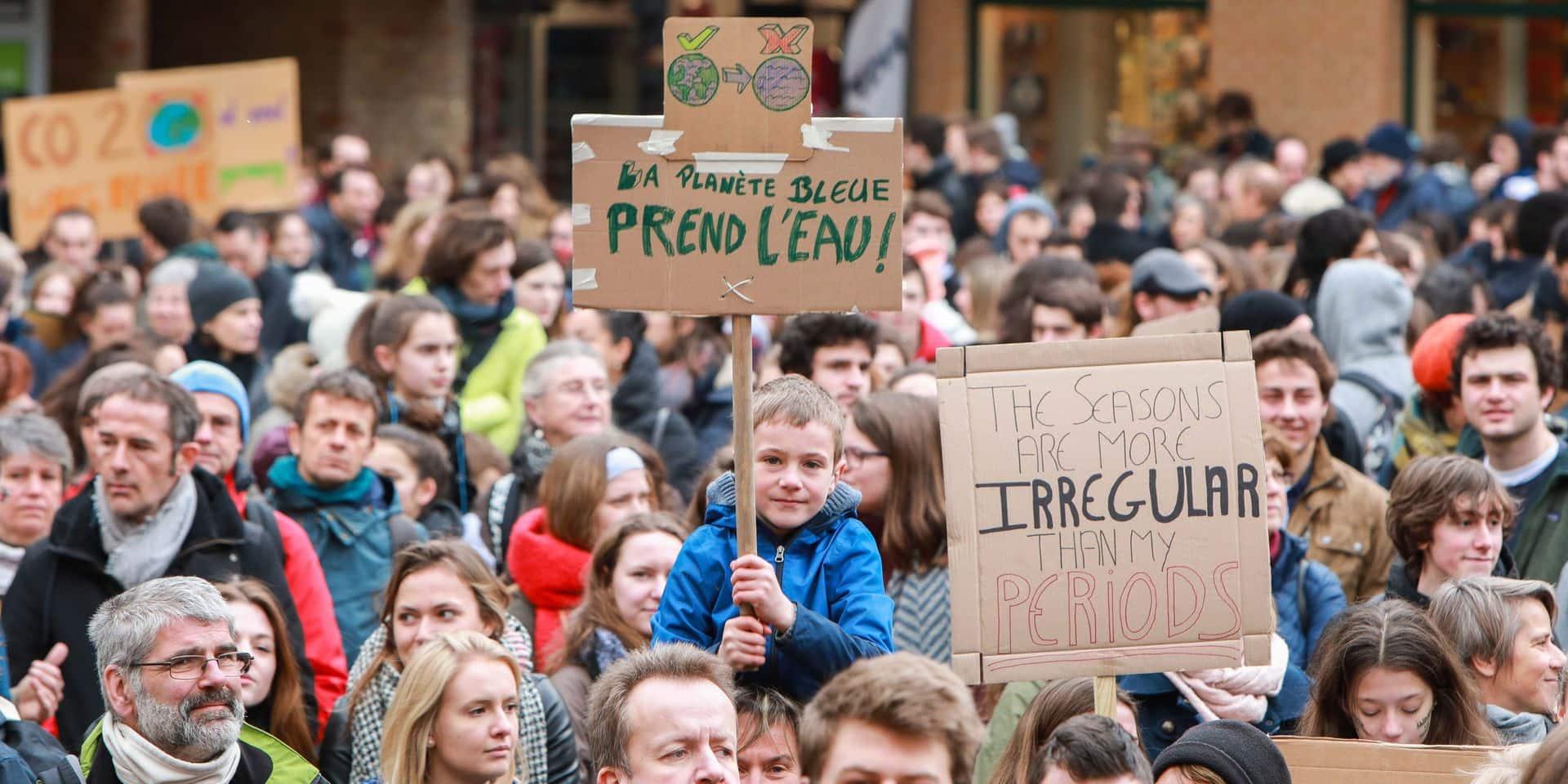 """""""Imprimer des billets pour sauver le climat"""""""