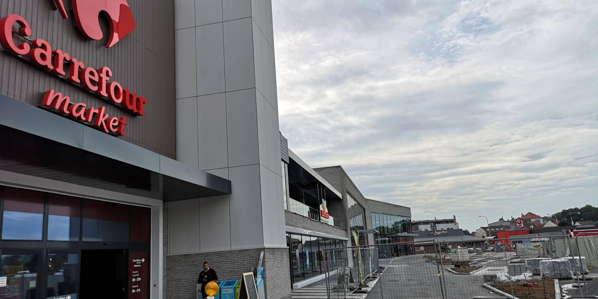Waterloo : A.S. Adventure, Delcambe et un cross-fit arrivent sur le site Carrefour du centre