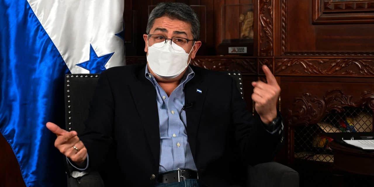 Le président du Honduras aurait aidé au trafic de cocaïne vers les USA