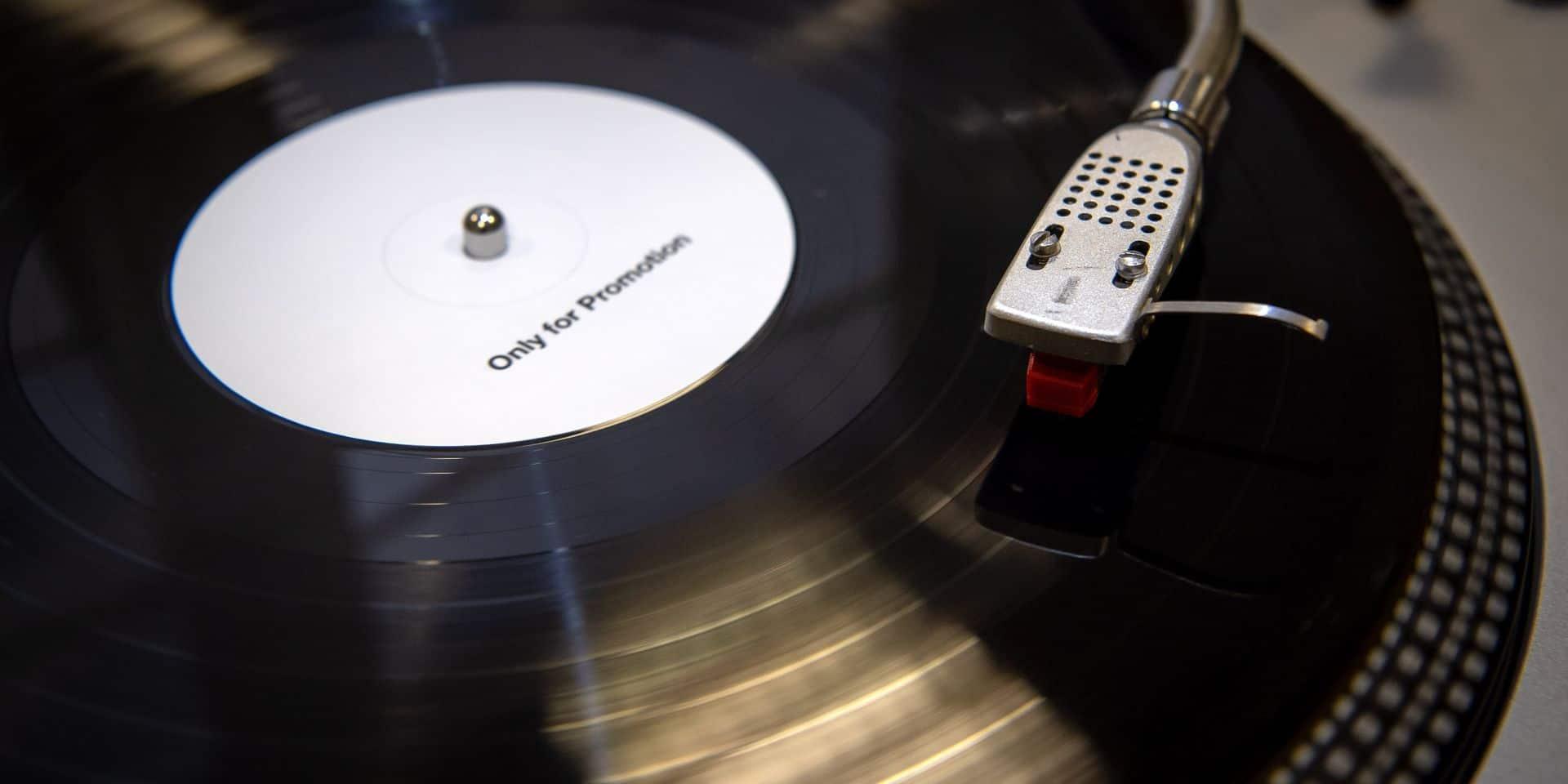 Une première depuis 1986 aux USA: les ventes de vinyle dépassent le CD