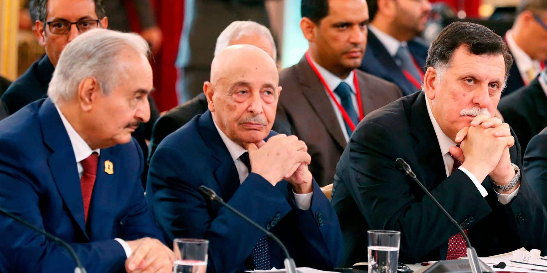 Libye: un arrêt des combats suivi d'élections