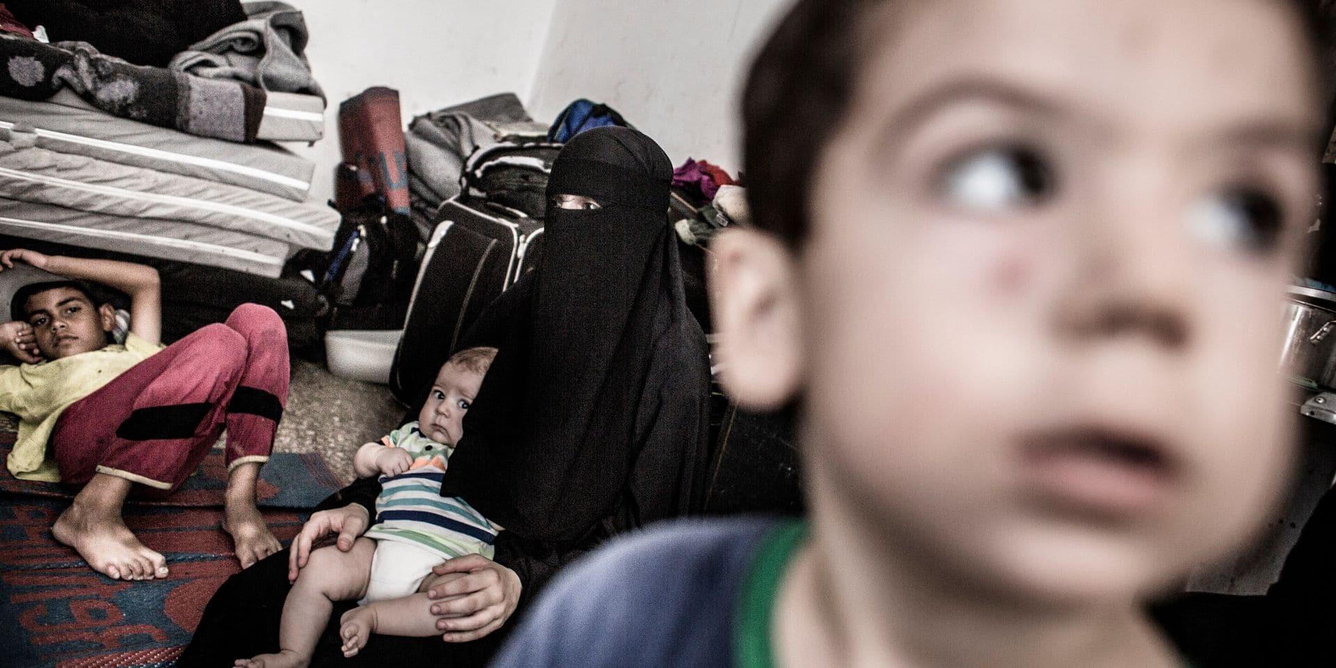 Rapatrions les enfants belges de Syrie