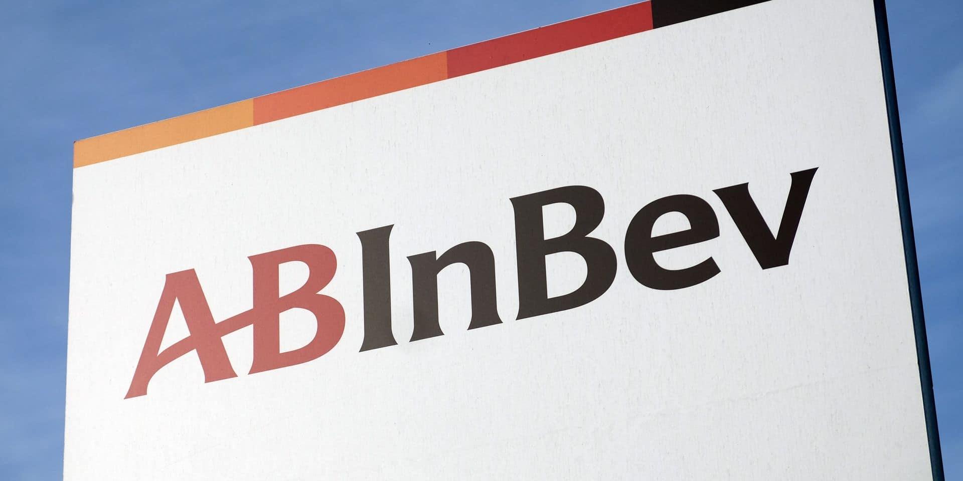 L'AG d'AB InBev, poids lourd du Bel 20, se déroule sans aucune question...