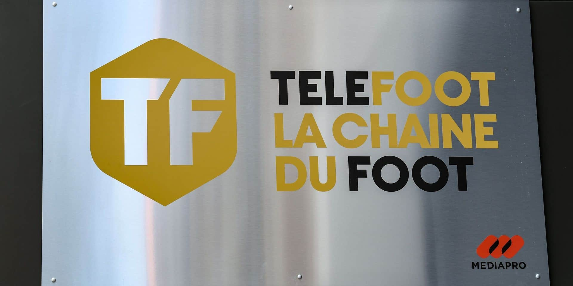 """Carton rouge pour Mediapro et sa chaîne """"Téléfoot"""""""