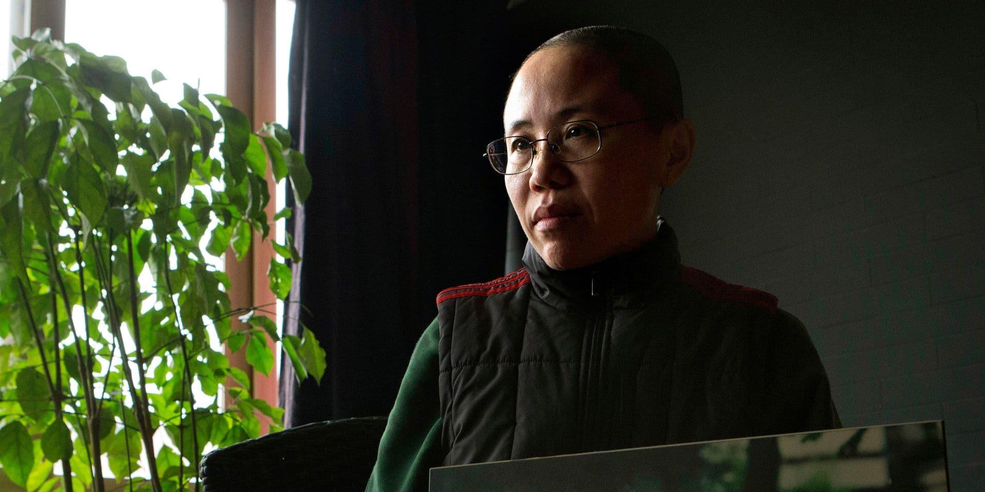 La veuve du prix Nobel de la paix Liu Xiaobo a quitté la Chine