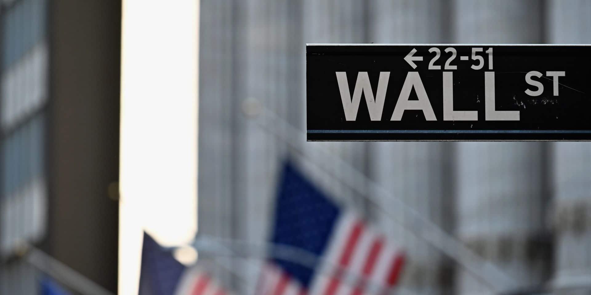 A Wall Street, le Nasdaq en retrait après plusieurs records