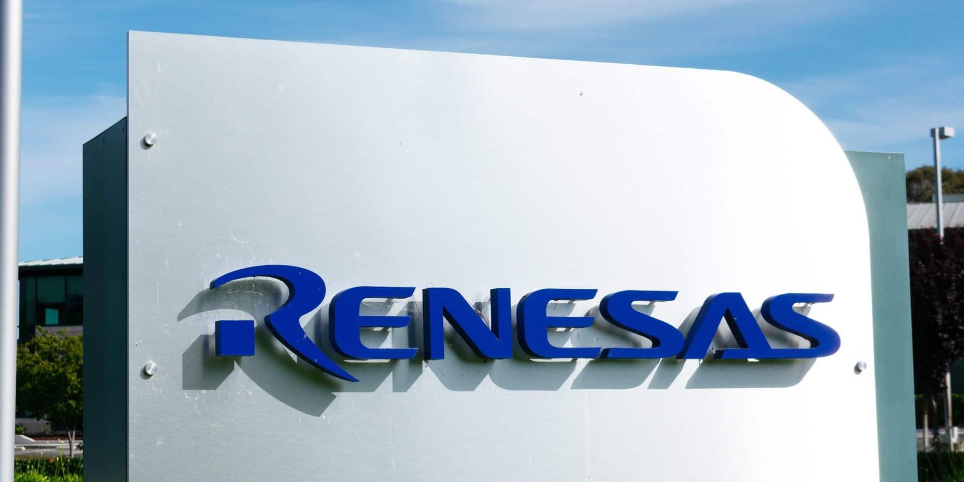 Renesas était pourtant au bord du gouffre il y a à peine dix ans.