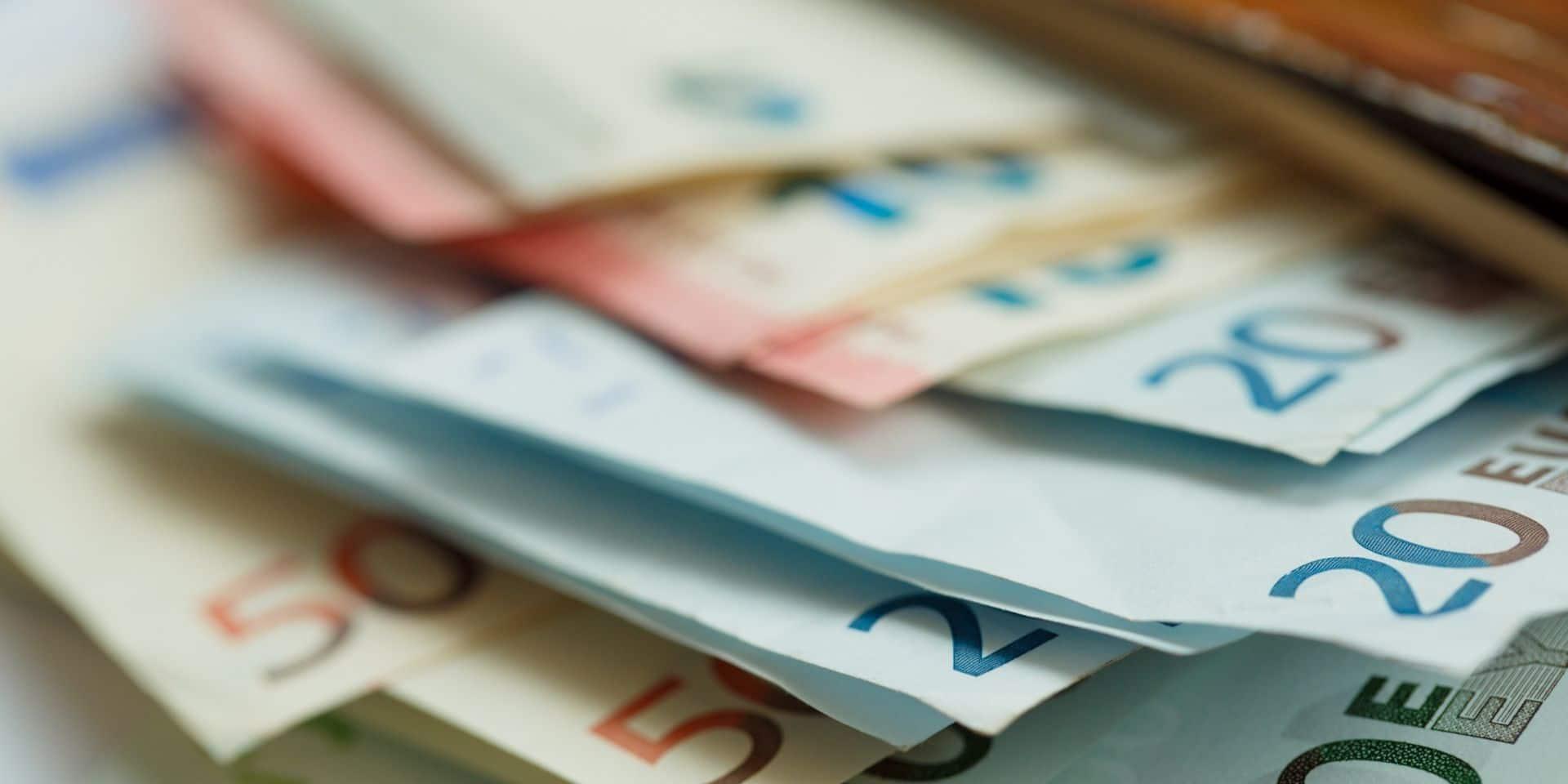 Une entreprise belge sur cinq avait épuisé sa trésorerie en septembre