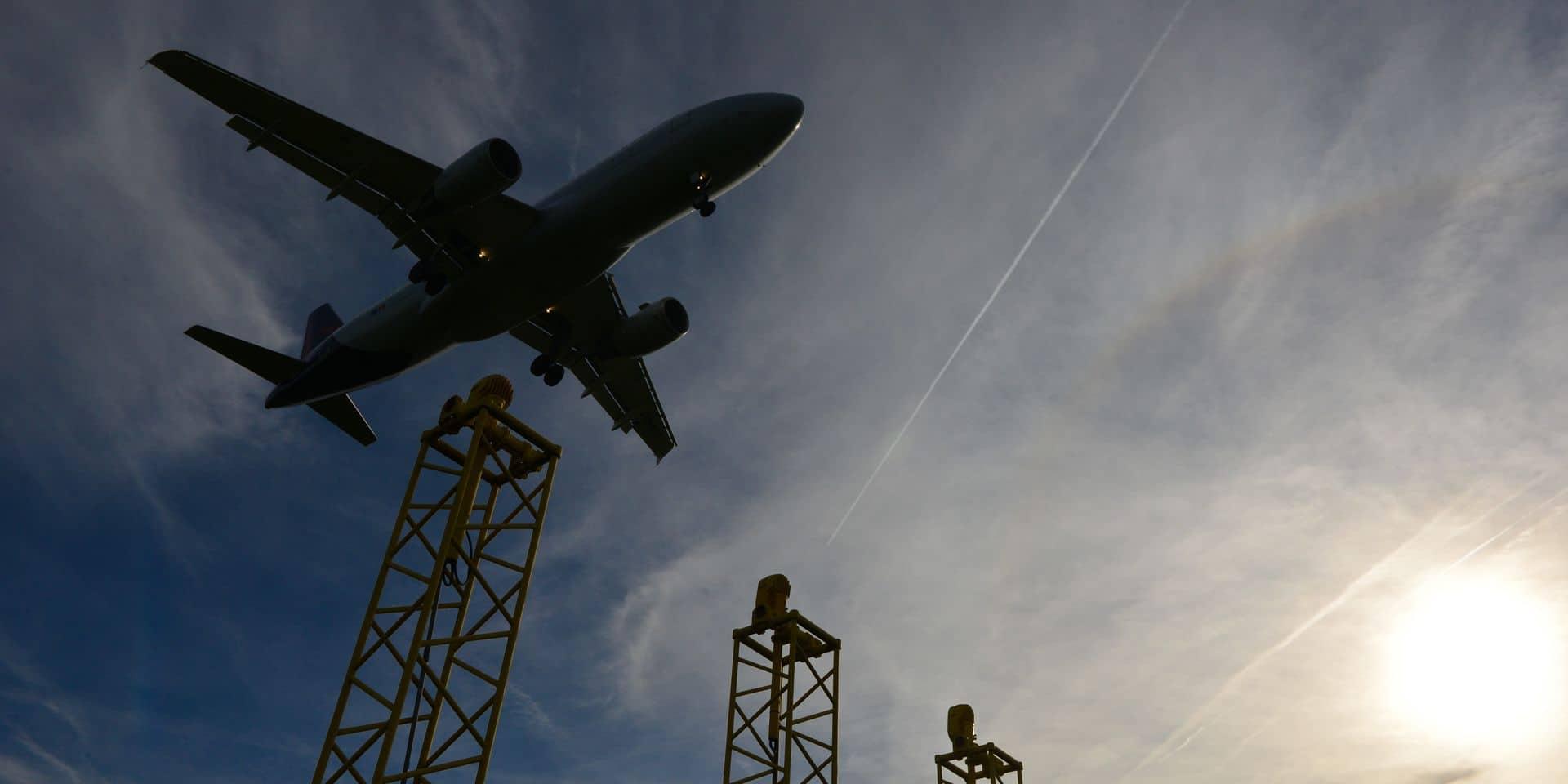 Nuisances des avions : l'Etat fédéral devra payer 770.000 euros d'astreintes à Bruxelles pour le mois de mai