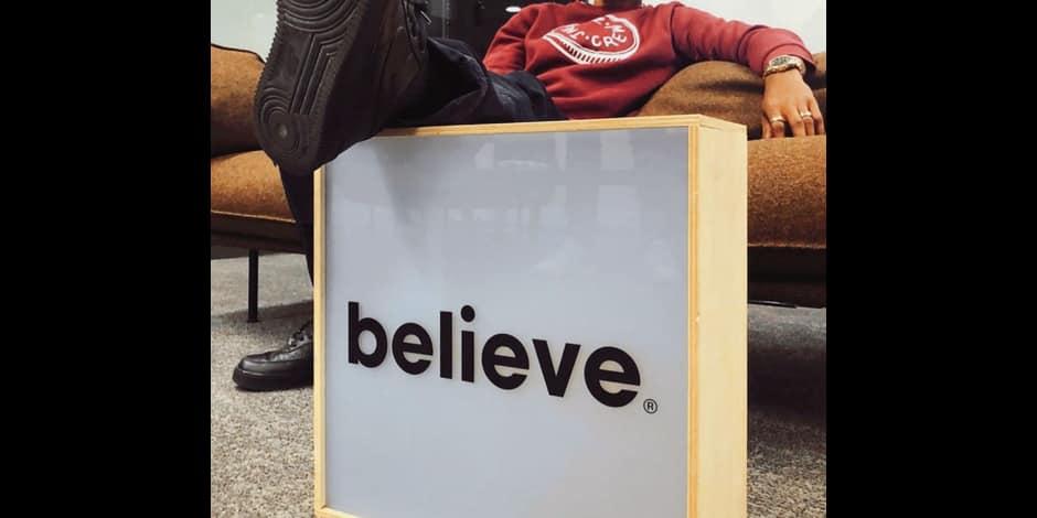 Un valorisation de deux milliards d'euros pour la start-up française Believe, à l'aube de son introduction en Bourse