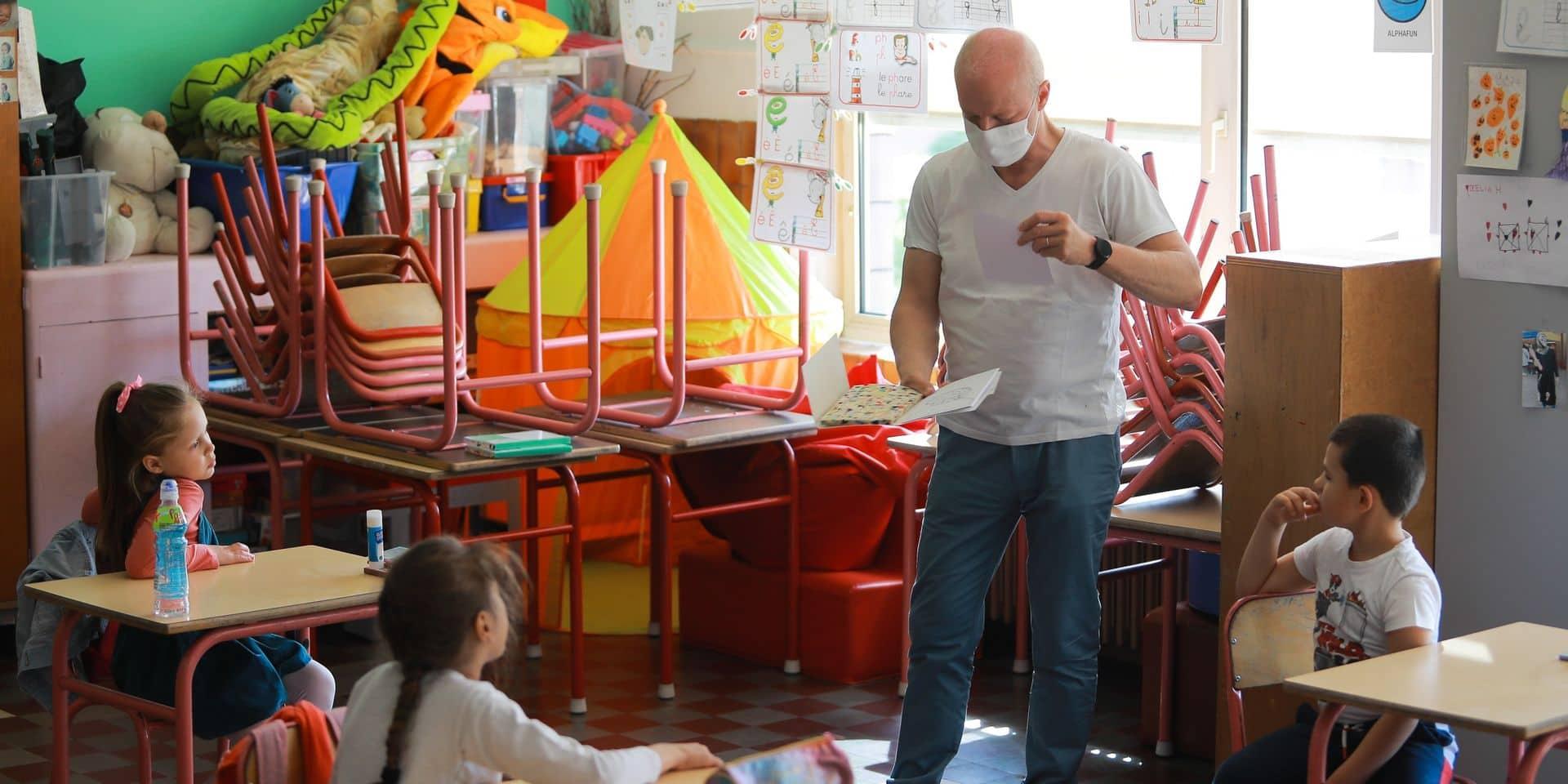 Le virologue Wathelet et Sciensano s'écharpent sur la contagion des enfants avec la réouverture des écoles