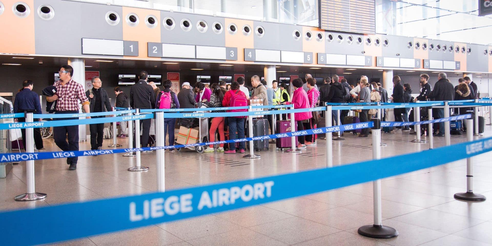 """Aéroport de Liège: les 33 hectares de la zone """"Fontaine"""" aménagés d'ici 2023"""