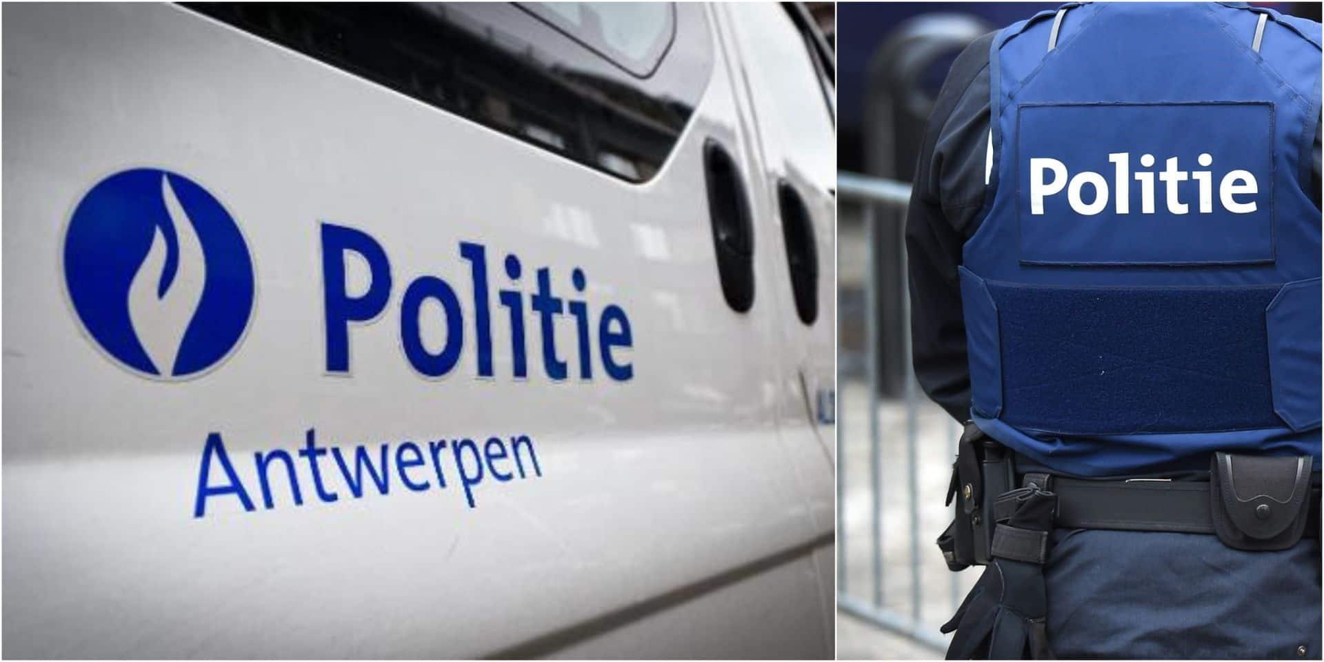 Trois ex-policiers anversois écopent de peines de prison
