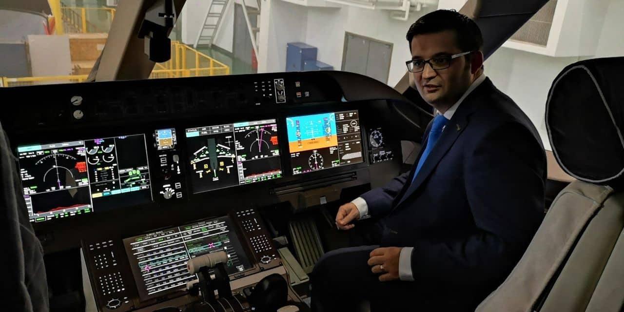 Une société carolo pourrait former des pilotes d'avion chinois