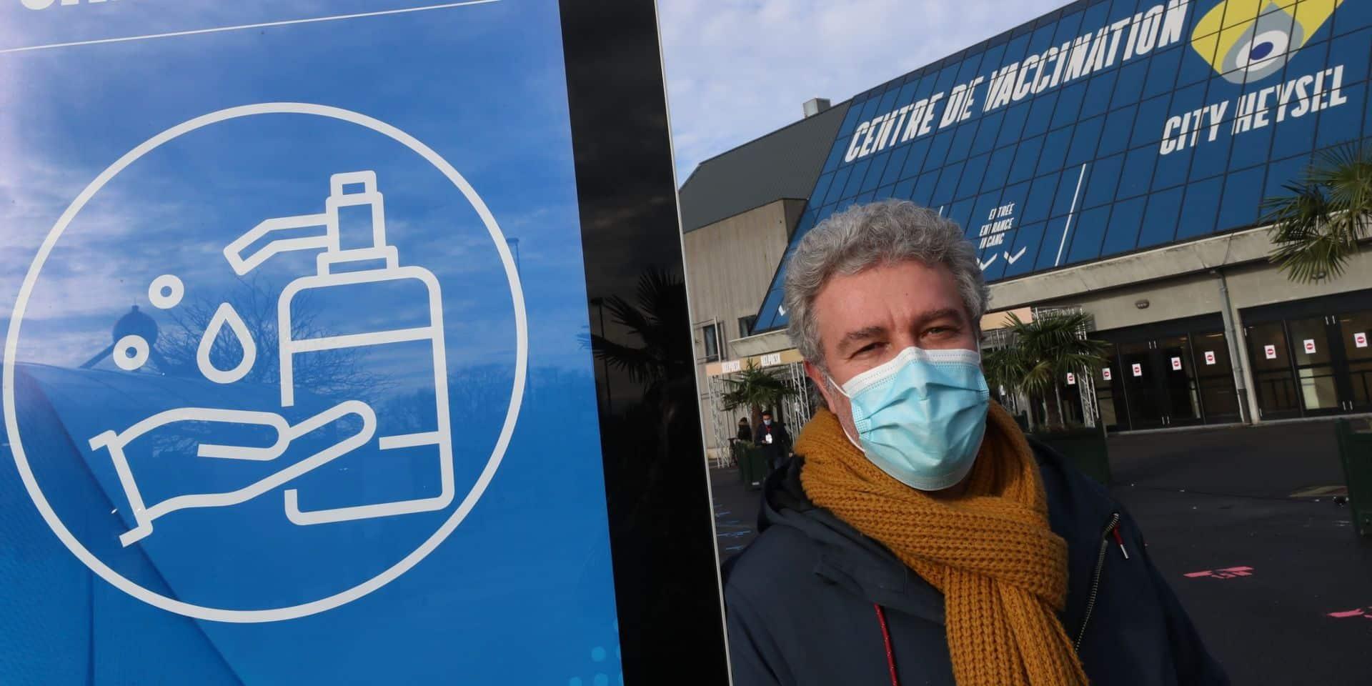 """Alain Maron: """"On va sans doute devoir faire évoluer globalement la stratégie de vaccination"""""""