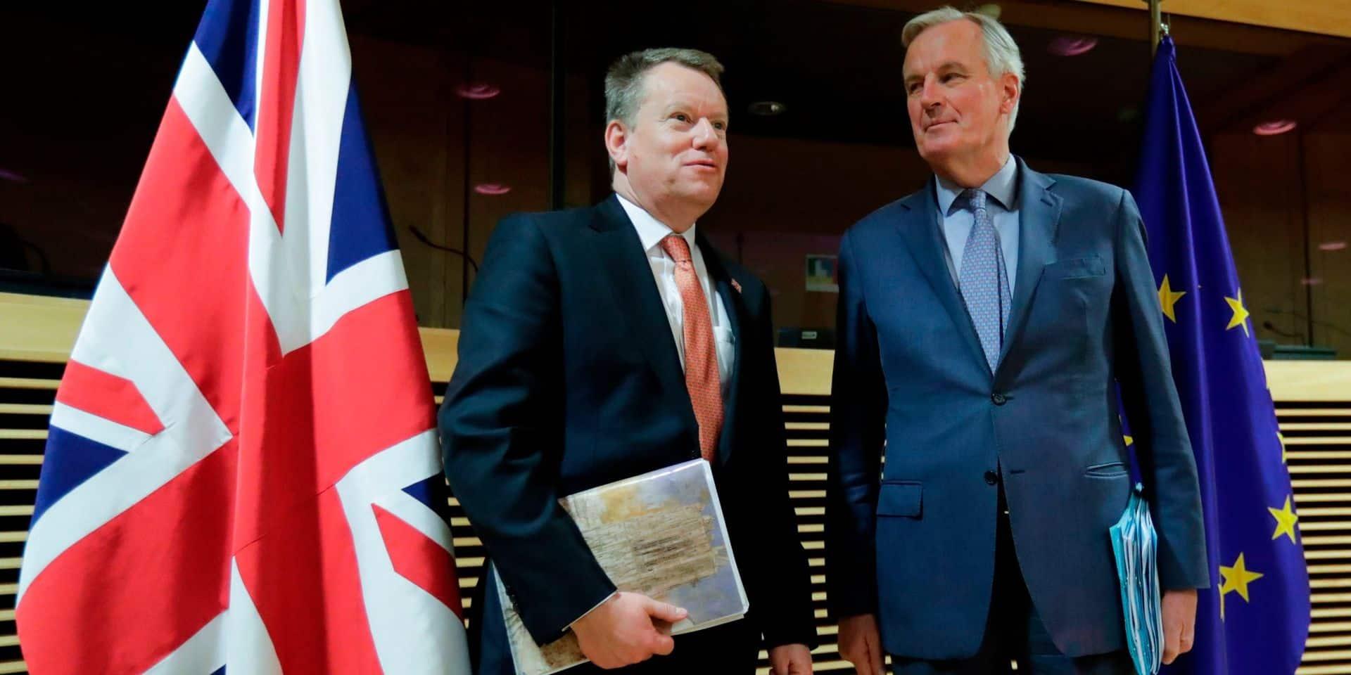 Les négociations post-Brexit également impactées par le coronavirus