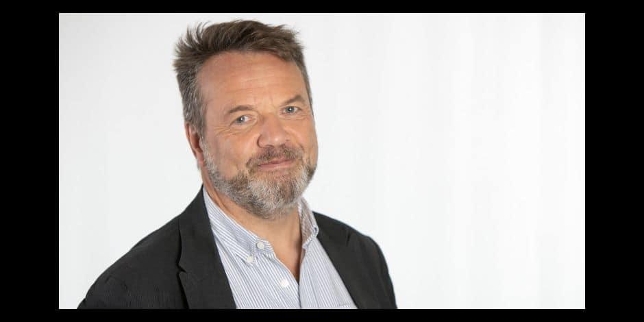 Le juriste et chroniqueur musical, François Jongen, nouveau directeur de TV Lux