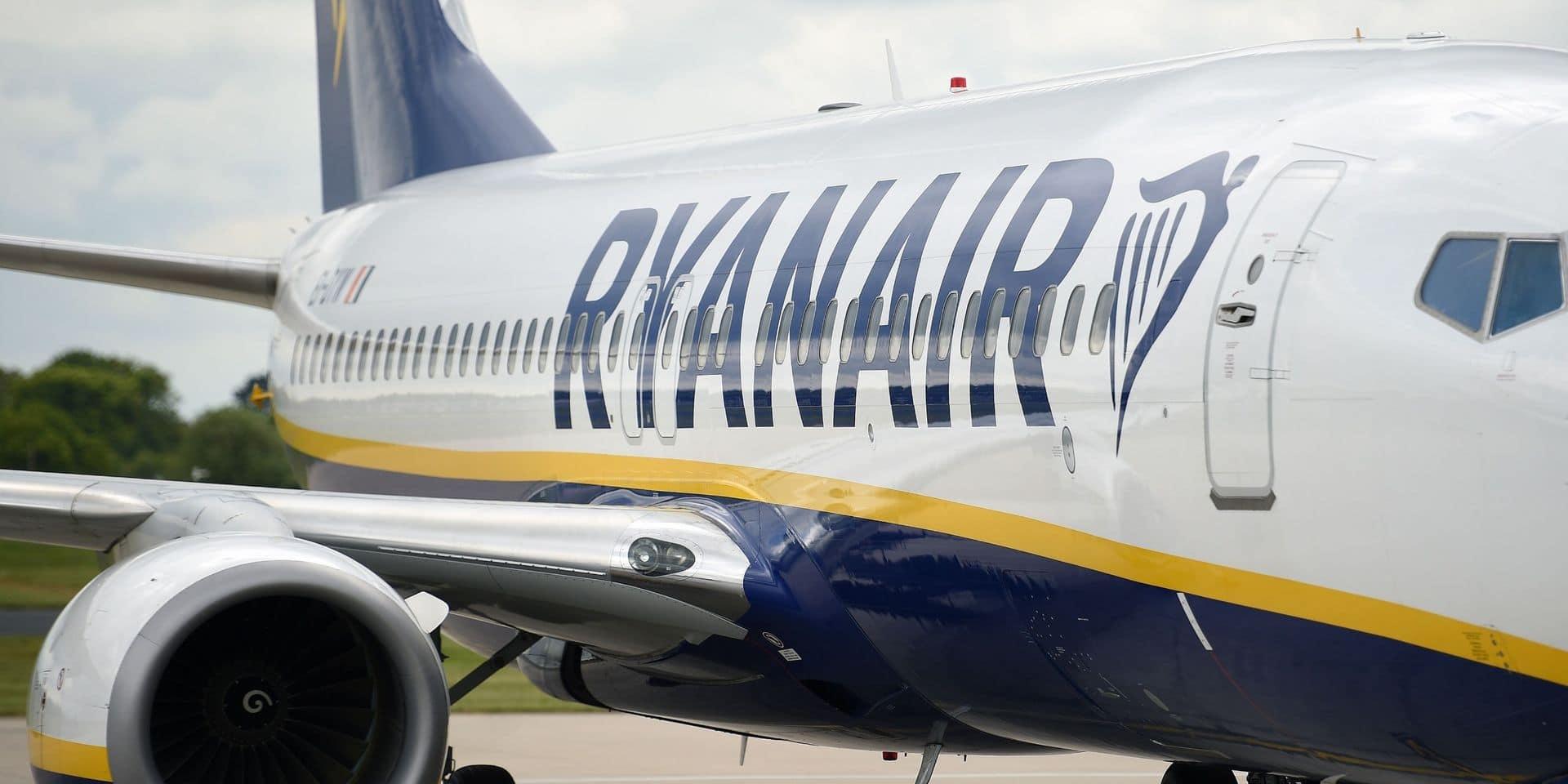 Un avion de Ryanair se pose à Oslo après une alerte à la bombe