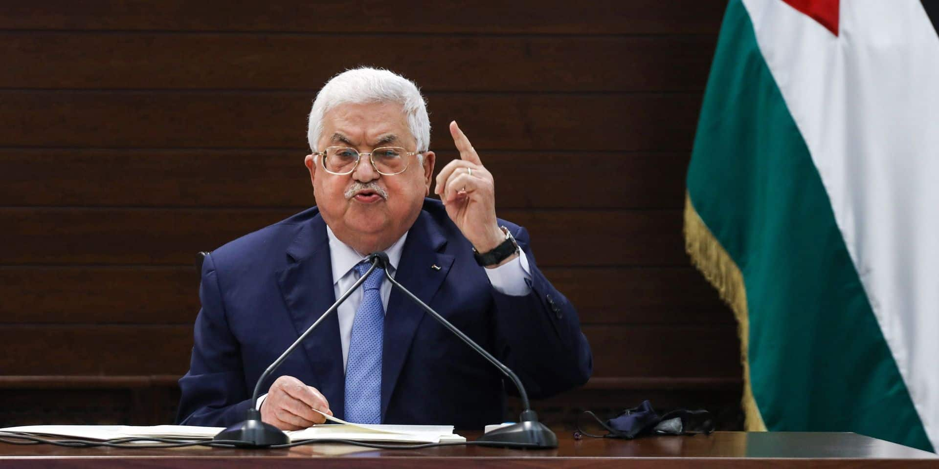 """Le Hamas et le Fatah s'entendent pour des élections palestiniennes """"d'ici six mois"""""""