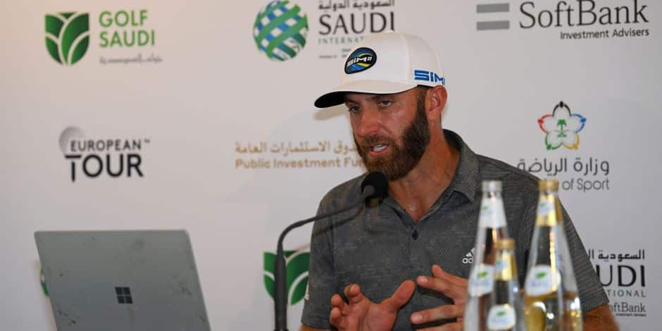 Saudi International : Dustin Johnson accélère