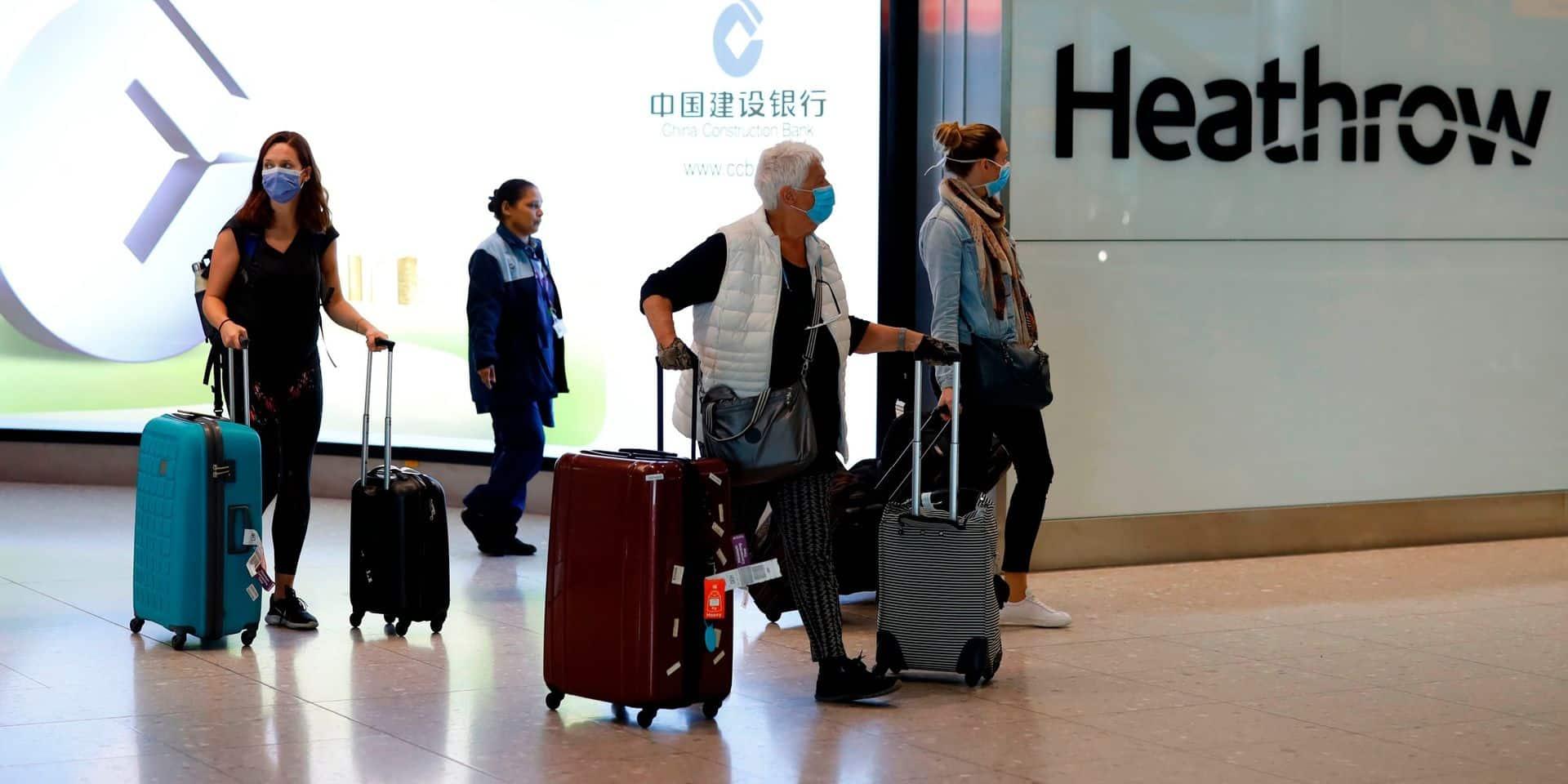 """La France regrette la décision du Royaume-Uni de placer les voyageurs étrangers en quarantaine: """"Nous sommes prêts à mettre en place une mesure de réciprocité"""""""