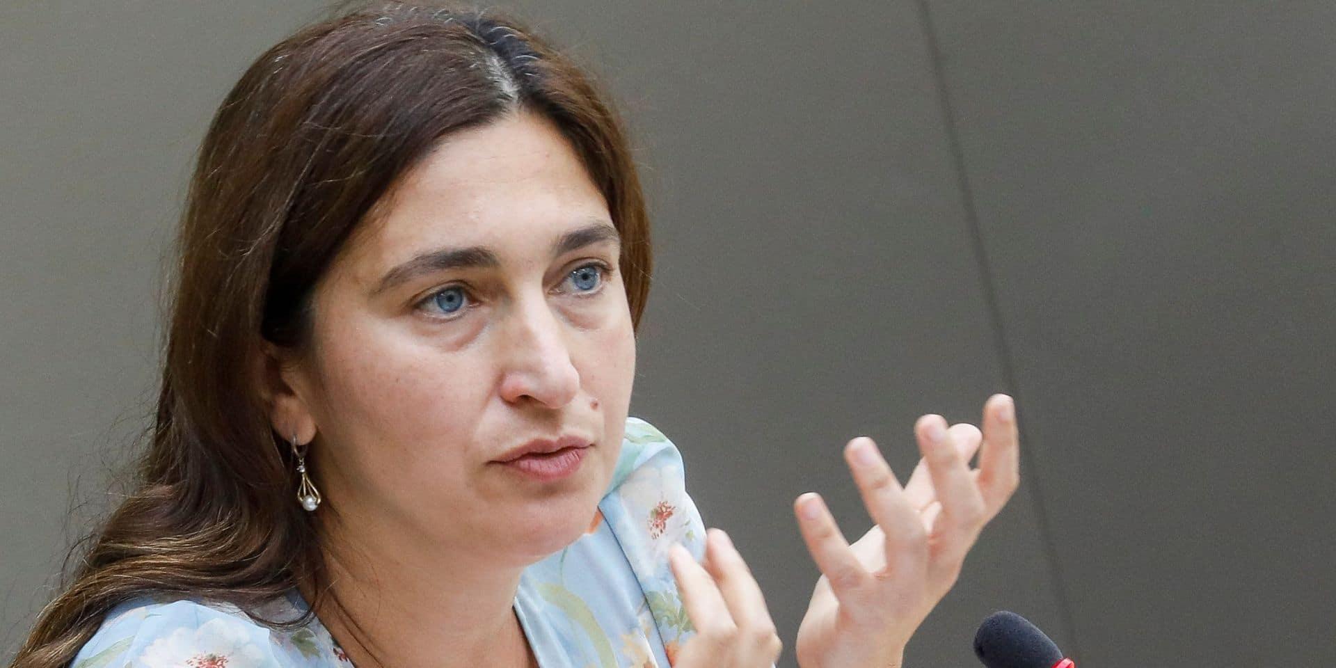 """Zuhal Demir pointe la mauvaise gestion de Bruxelles dans les incidents sur la plage de Blankenberge: """"Et qui y est au pouvoir ? Les Verts"""""""