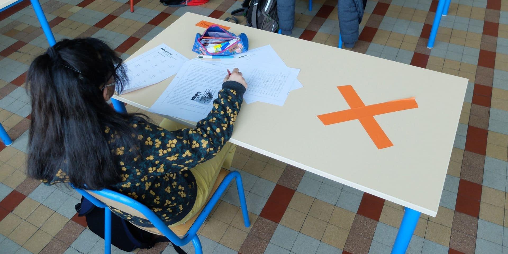 Une école de Verviers fermée suite à un cas de coronavirus avéré