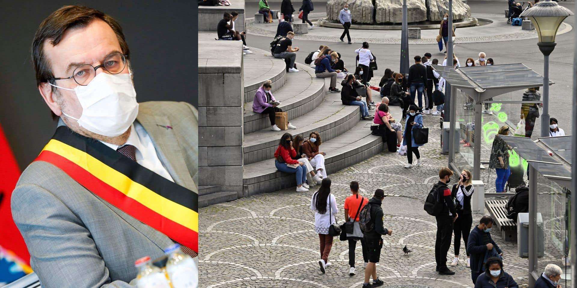 """Le bourgmestre de Liège s'inquiète: """"Il y a un effet rentrée scolaire et un problème de fêtes clandestines: il faut trouver une réponse !"""""""