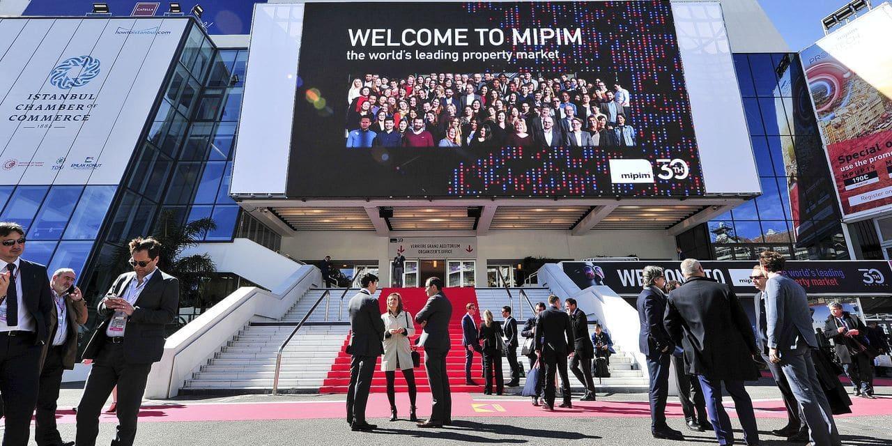 Immobilier: le Mipim promet d'avoir lieu, malgré le coronavirus