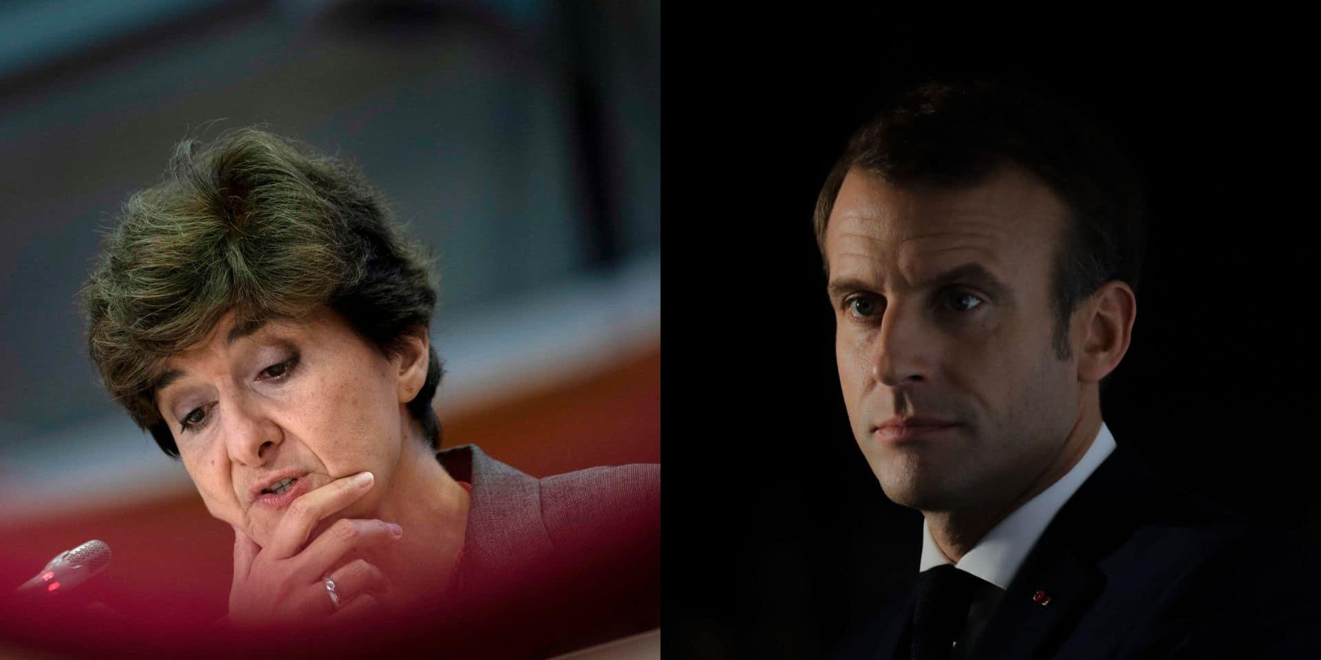 Édito: Macron reçoit la monnaie de sa pièce