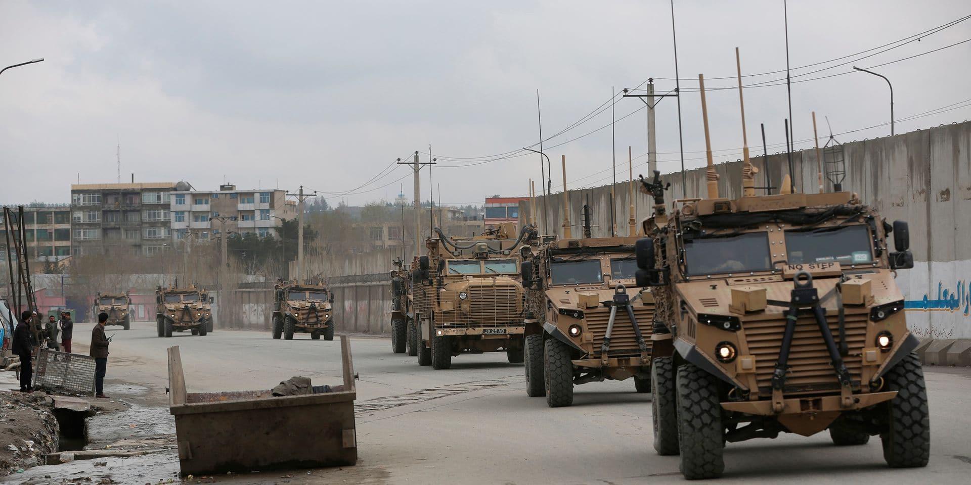 Trois minibus attaqués en deux jours dans les quartiers chiites de Kaboul