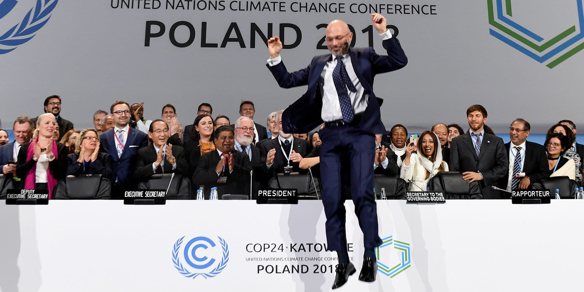 COP24: La communauté internationale s'accorde sur des règles pour donner vie à l'Accord de Paris sur le climat