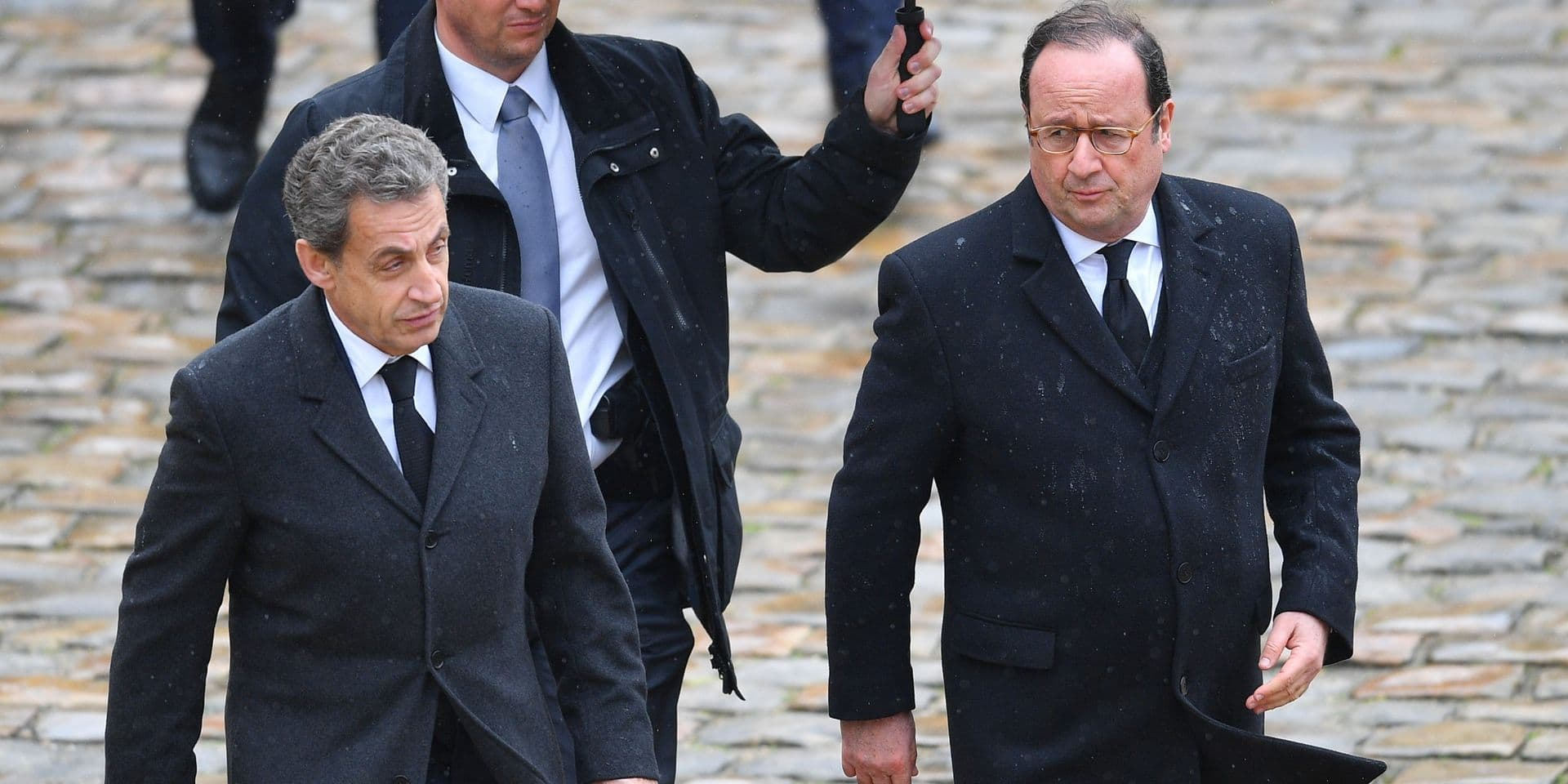 Quand François Hollande se paie la tête de Nicolas Sarkozy
