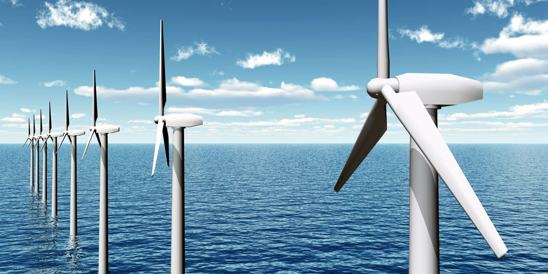 Éolien offshore : le groupe belge DEME s'associe à un japonais pour créer un nouveau parc