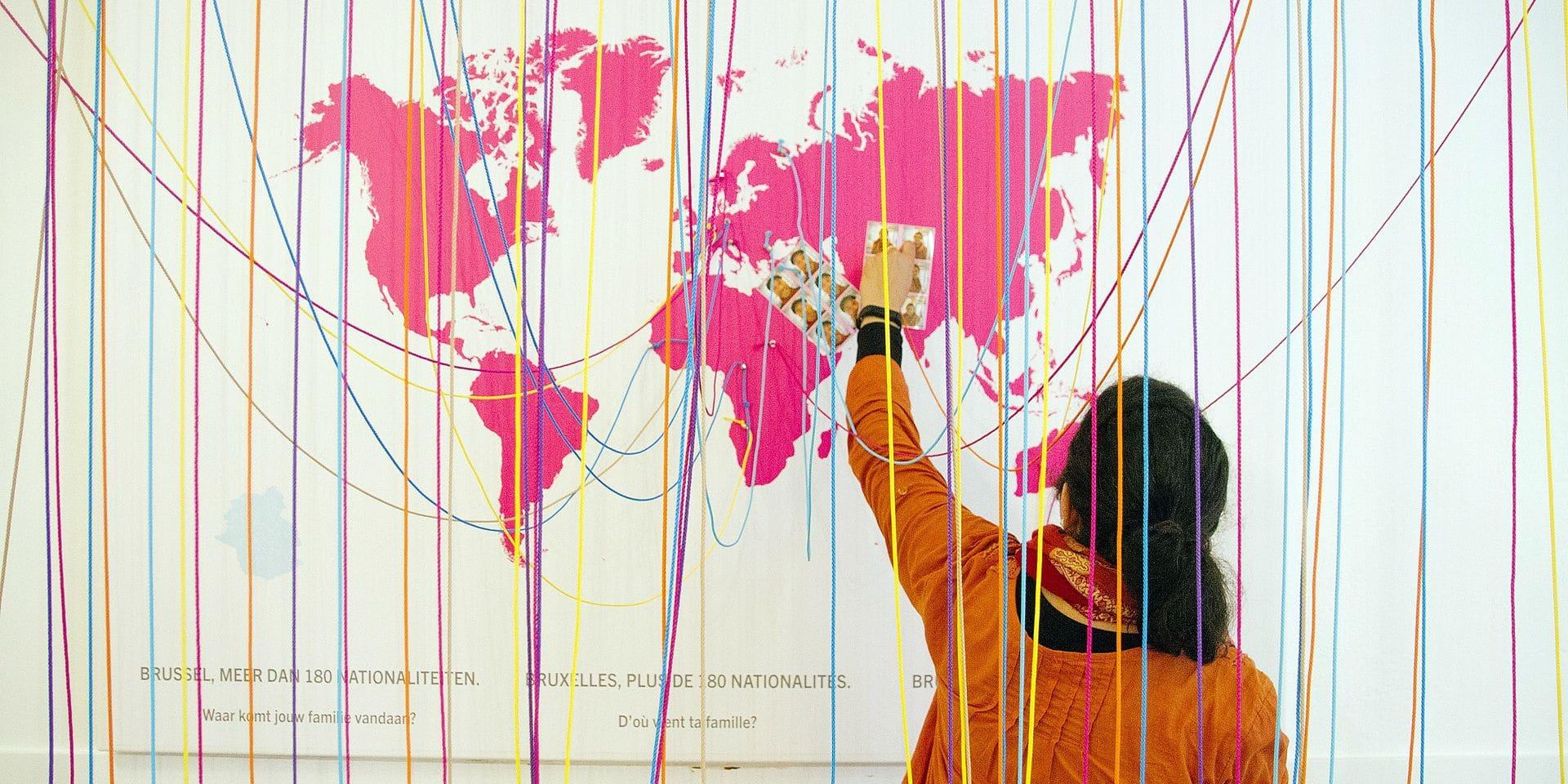 Un musée de l'immigration ouvre ses portes à Molenbeek