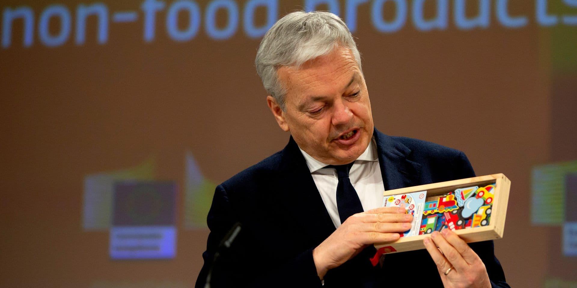 """""""Il n'est pas question de lier la vaccination à la liberté de se déplacer en Europe"""""""