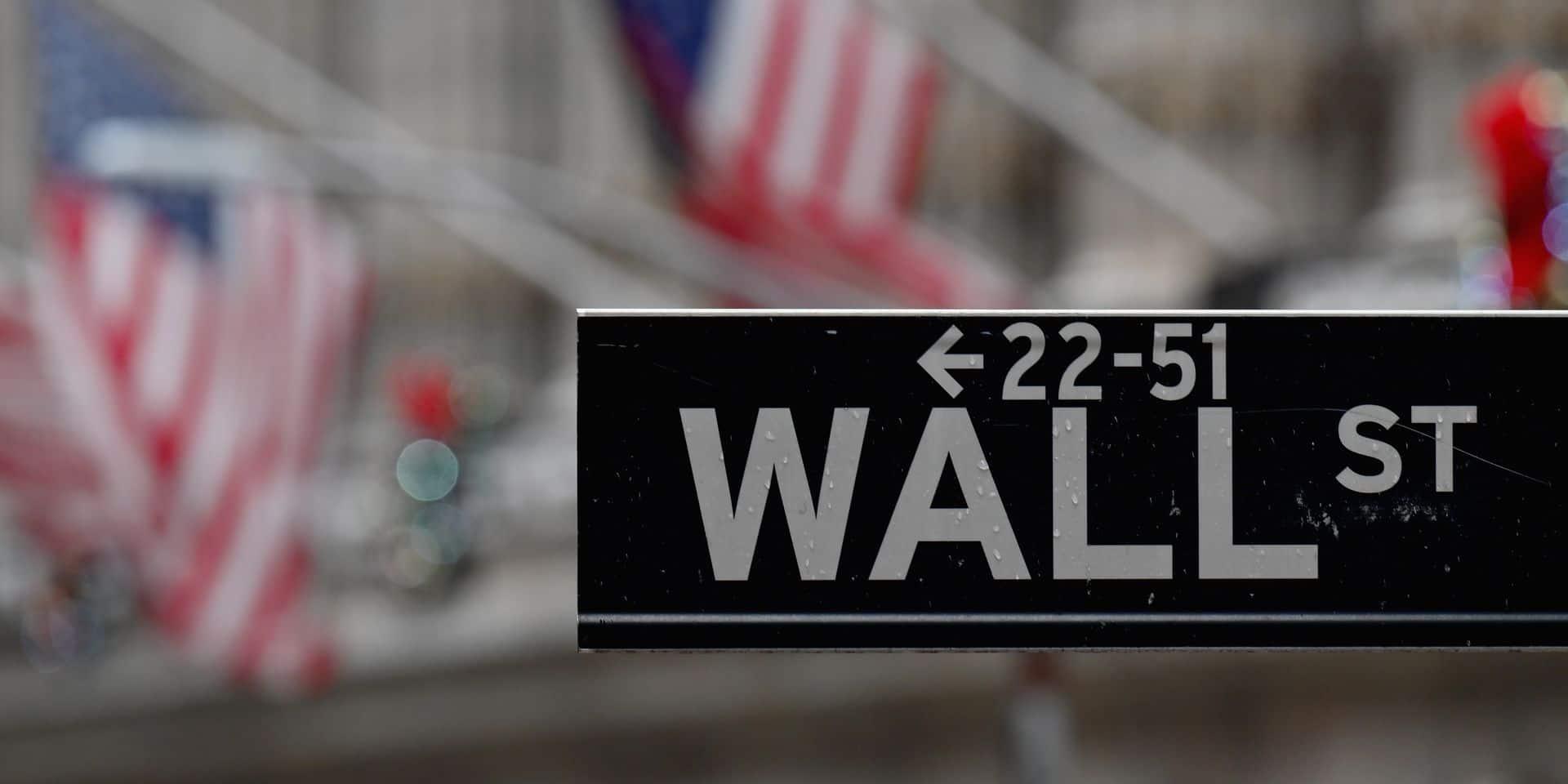 Wall Street relève la tête à l'ouverture