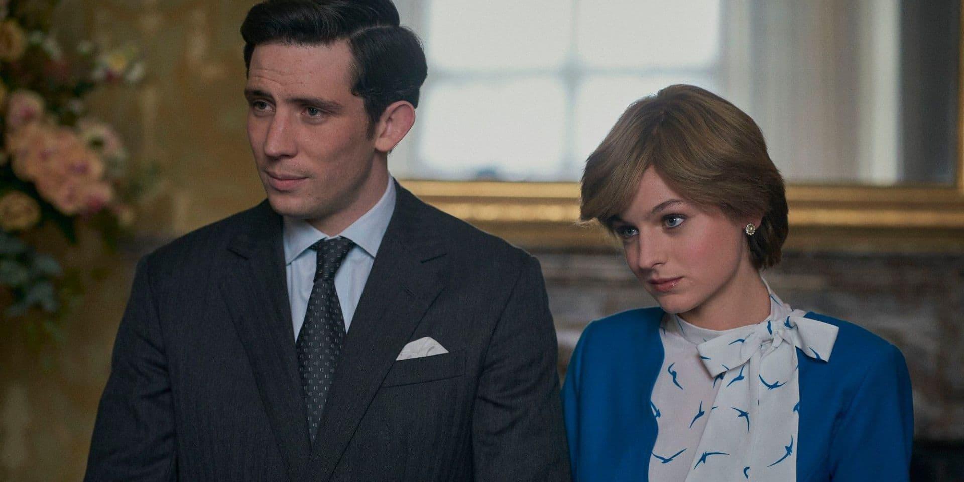 """Netflix refuse une demande du gouvernement britannique concernant la série """"The Crown"""""""