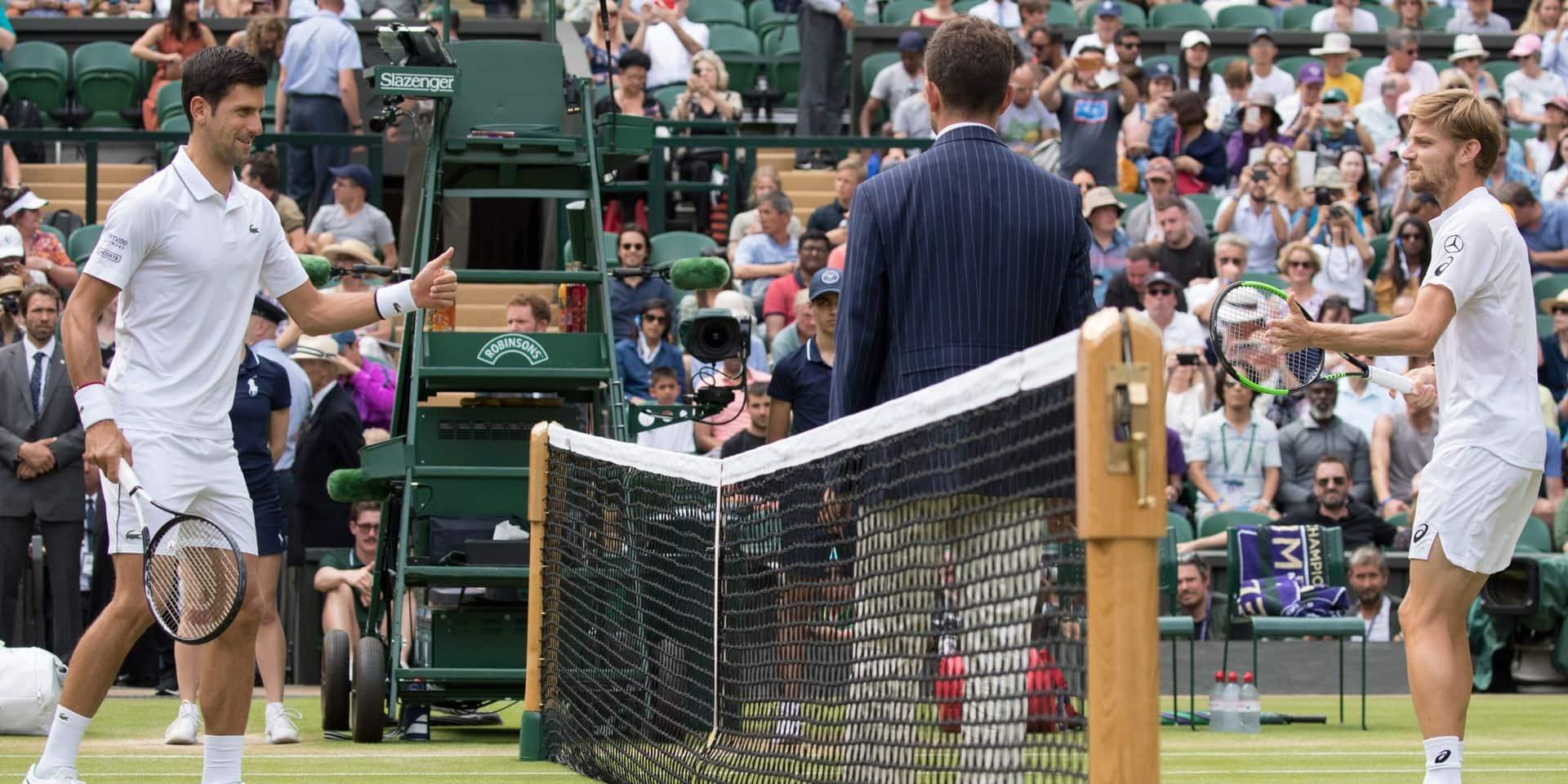 """La fédération allemande de tennis """"quasi certaine"""" que Wimbledon n'aura pas lieu"""