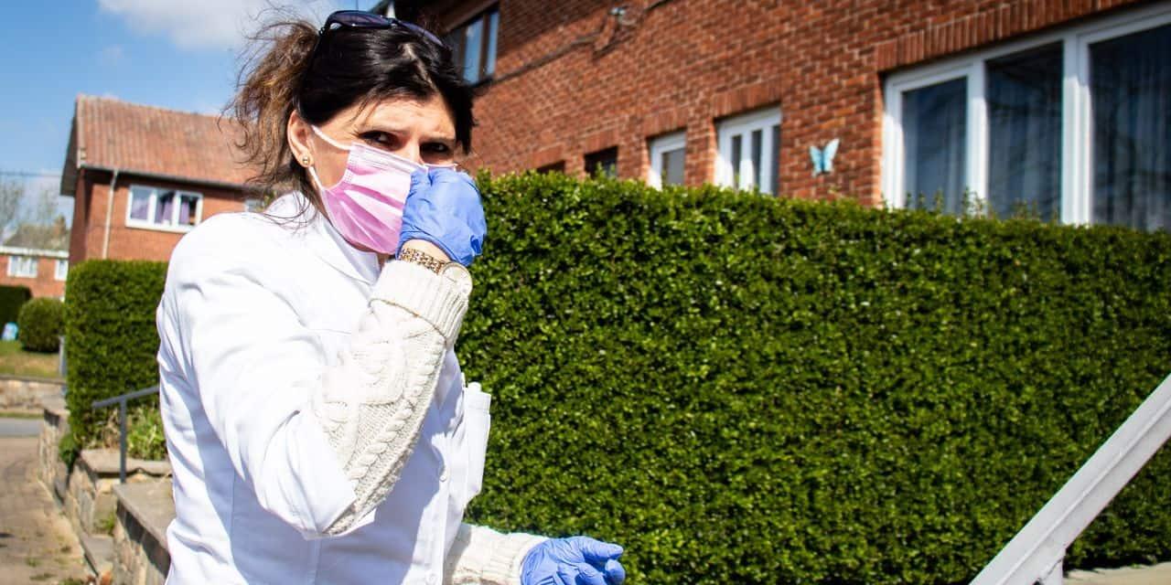 """Propagation du coronavirus en Belgique: """"Nous allons être surpris"""""""