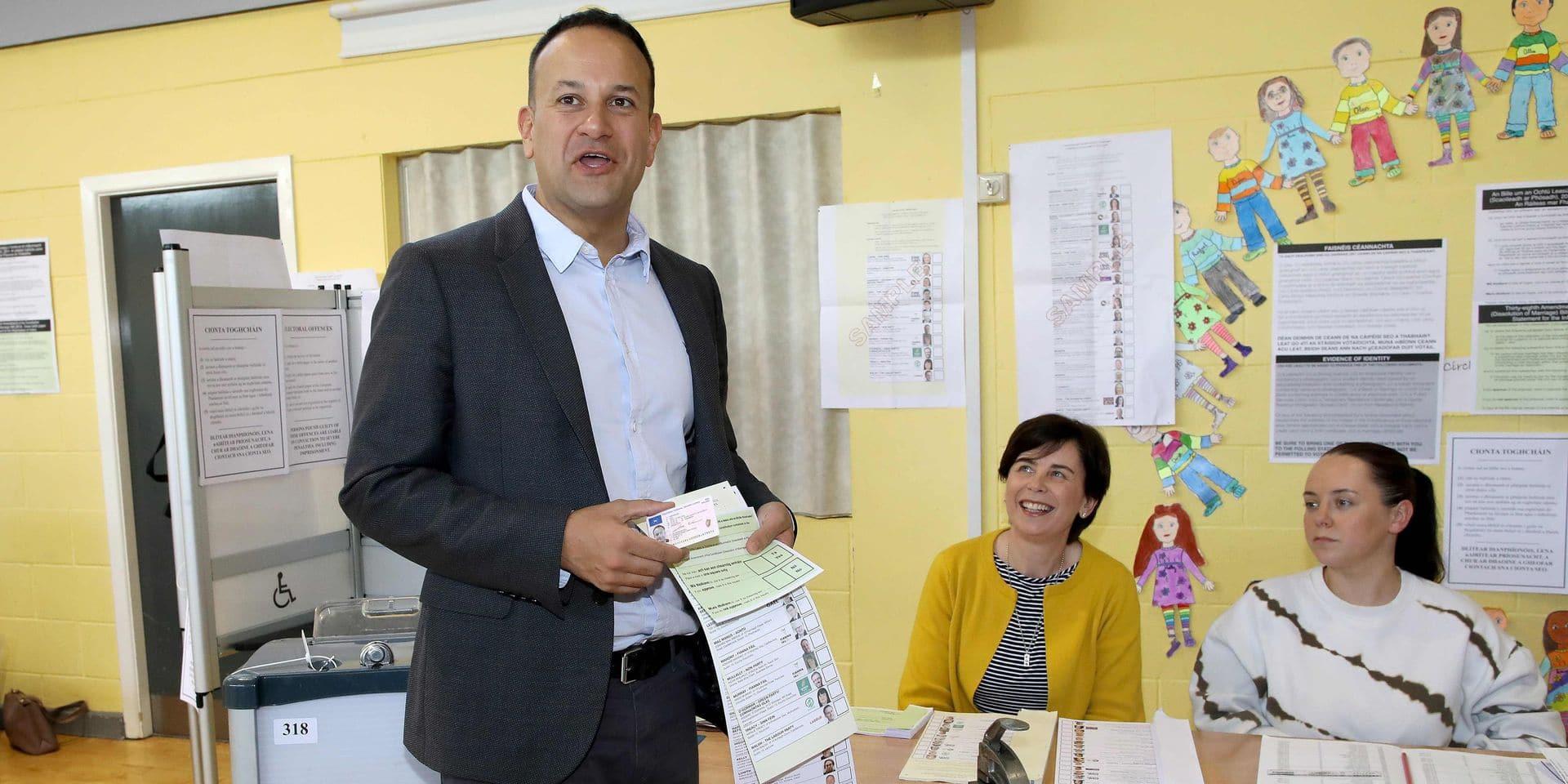 Elections 2019: en Irlande, les pro-UE sont en tête selon un premier sondage