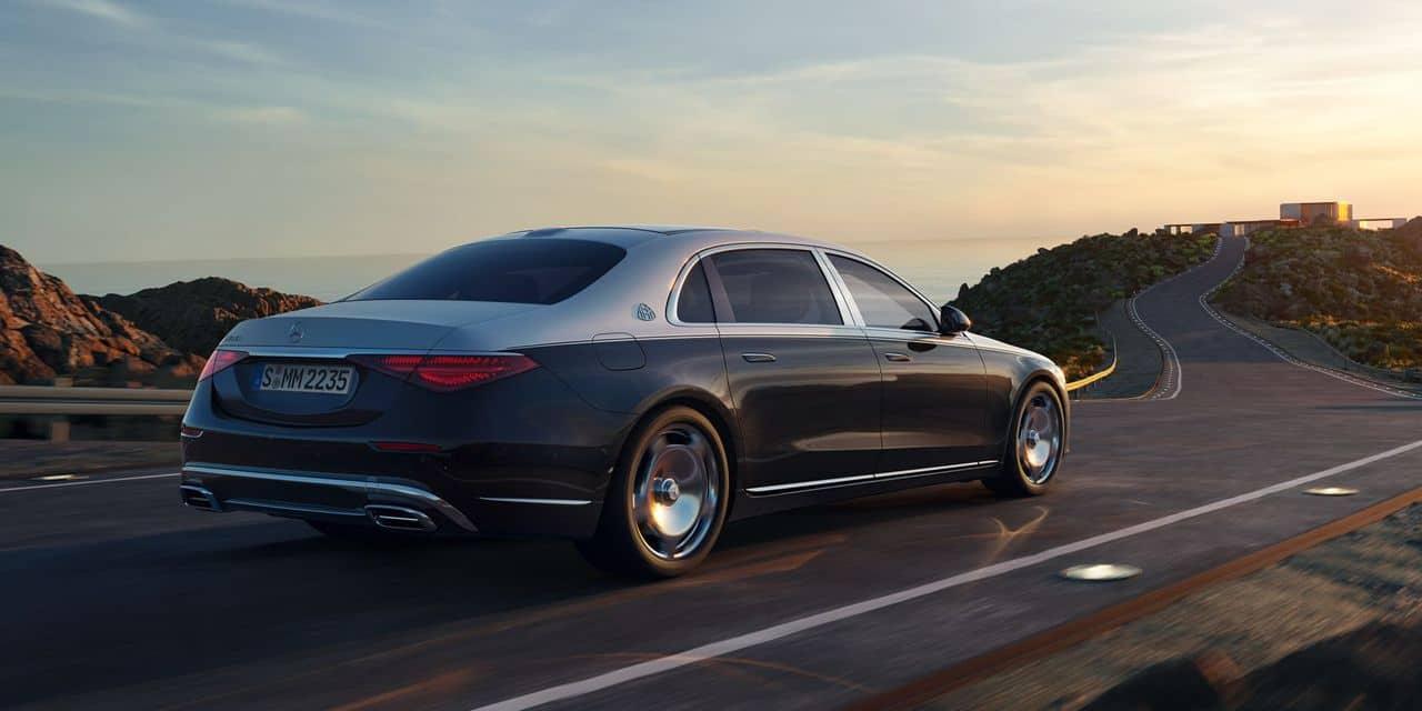 La Maybach, l'atout de Mercedes pour rivaliser avec Bentley et Rolls-Royce