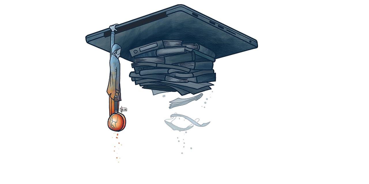 La recherche universitaire au bord du burn out?