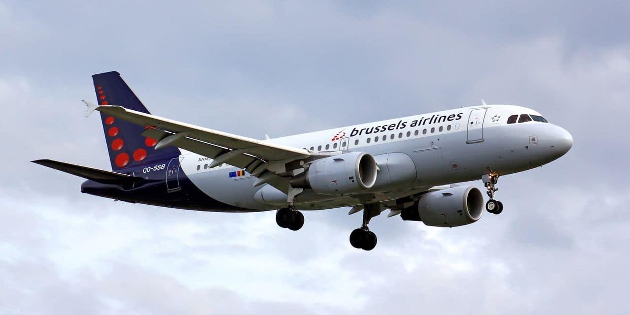 Coronavirus: chômage économique temporaire pour l'ensemble du personnel de Brussels Airlines dès lundi