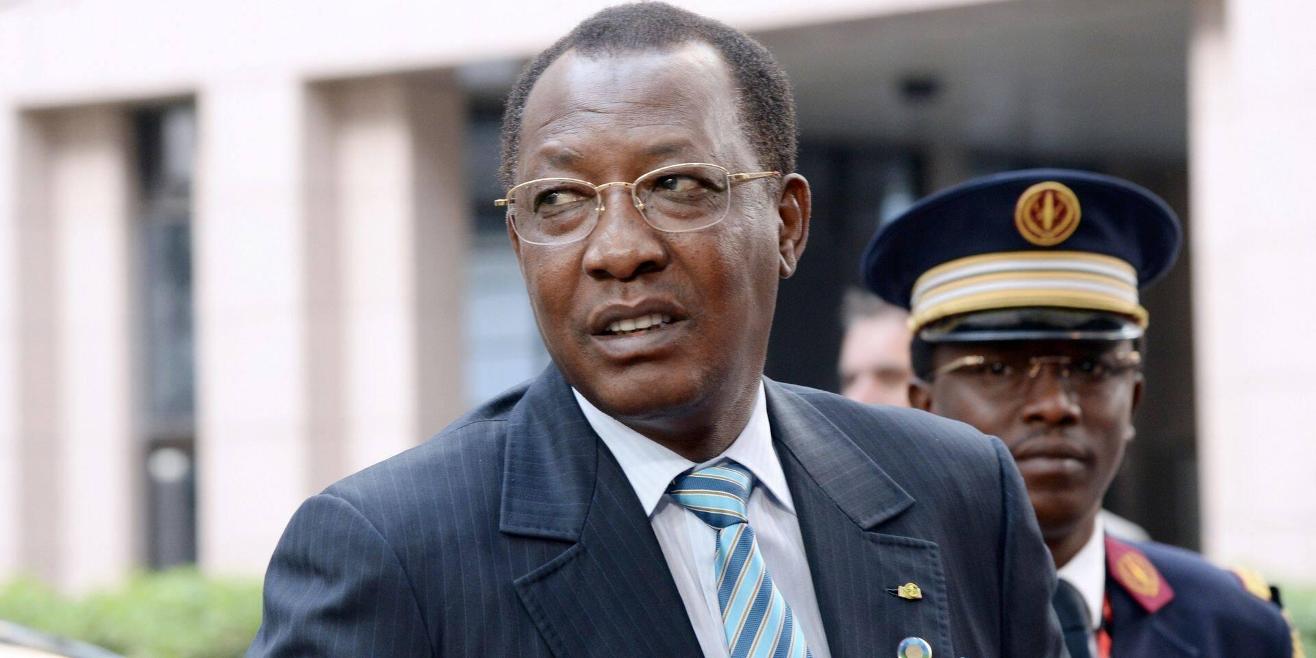 Le président tchadien Idriss Déby élevé au titre de maréchal