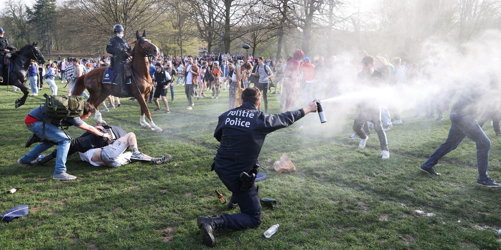 """""""Un manque de respect total"""", """"Faites plutôt comme Brad Pitt"""" : la classe politique réagit au rassemblement du Bois de la Cambre"""