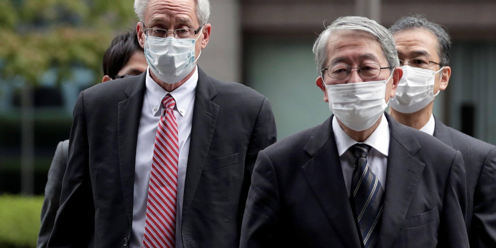 Greg Kelly, ancien assistant de Ghosn, clame son innocence à l'ouverture de son procès à Tokyo