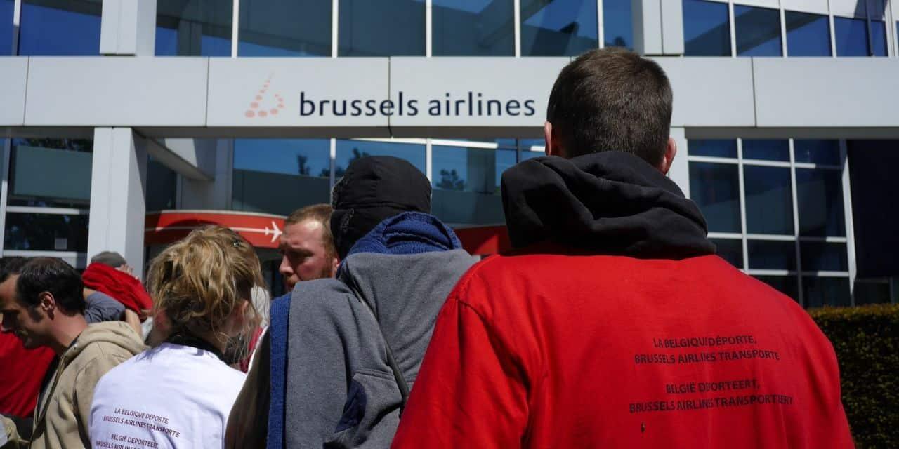 La direction de Brussels Airlines n'est pas encore en mesure de chiffrer le nombre d'emplois supprimés
