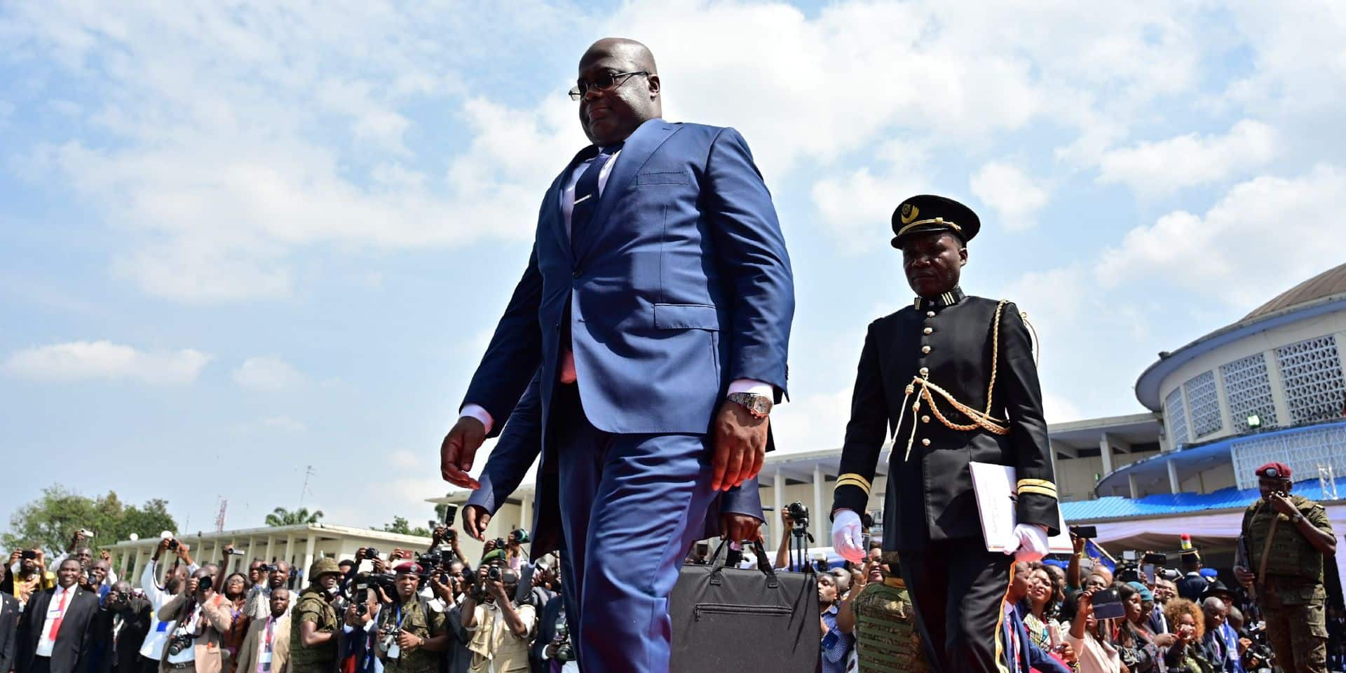 La diplomatie pour les nuls: nulle part ailleurs qu'au Congo!