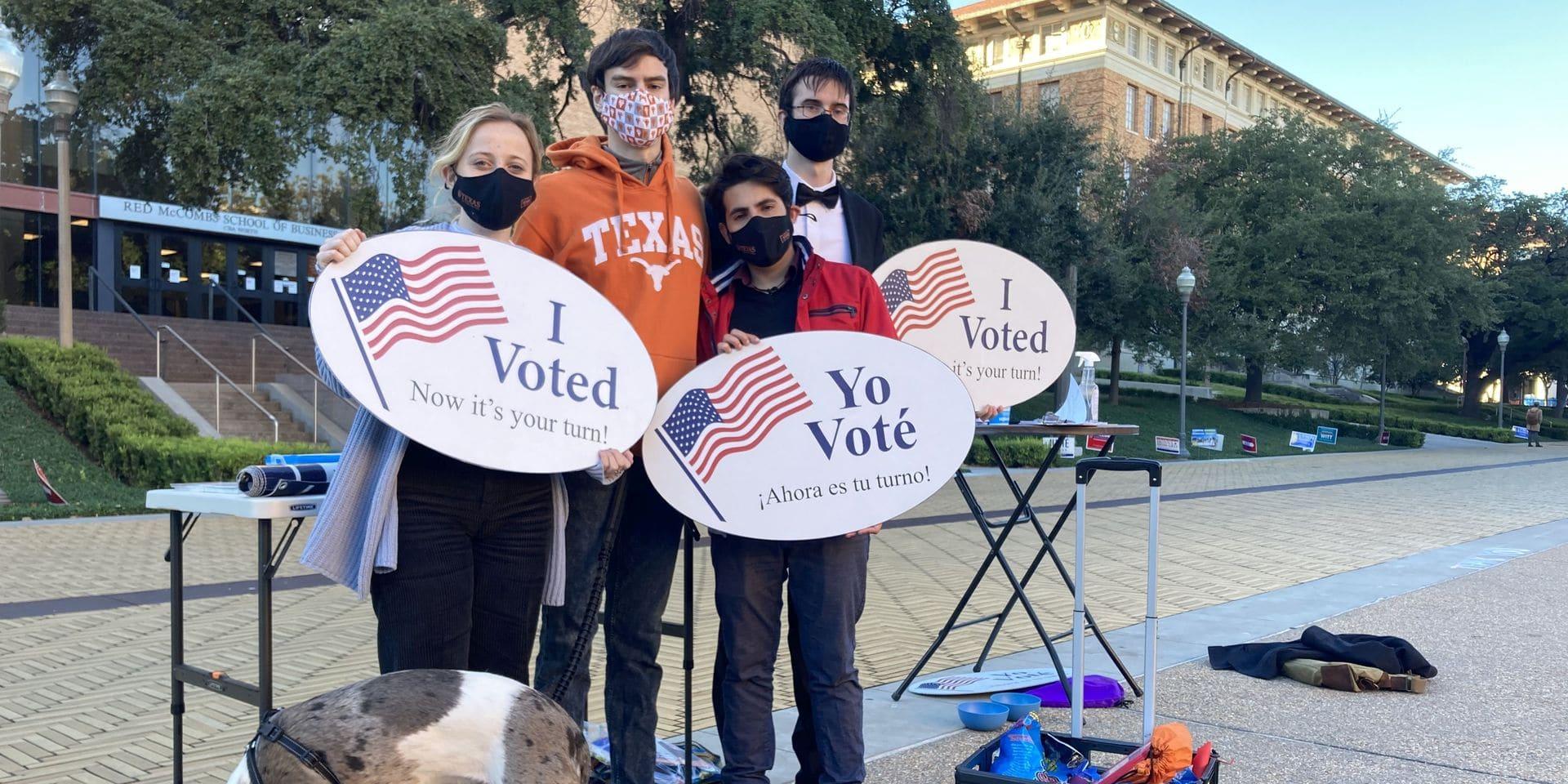 """Austin, havre démocrate dans un État """"rouge"""": """"L'ère Trump a tout changé"""""""